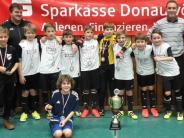 Futsal: Mit nur einem Gegentor zum Titel