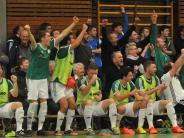Futsal: Stimmung nur für einen Augenblick