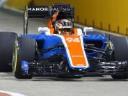 Formel-1: Formel-1-Weltverband bestätigt endgültiges Aus für Manor-Team