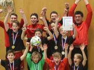 Futsal: Dasings D-Junioren trumpfen auf
