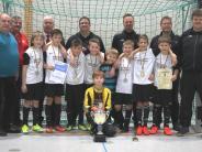 Futsal: Spielerische Demonstration