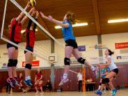 Volleyball-Regionalliga Südost: Frech, aber nicht frech genug