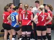 Volleyball: Inchenhofer Frauengewinnen Lokalderby