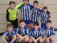 Futsal: Krumbach ist bestes Landkreisteam
