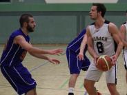 Basketball: Aichacher Korbjäger unter Zugzwang