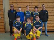 Fußball: Minis gewinnen Hallenturnier in Harburg