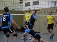 Volleyball: Inchenhofen lässt Punkte liegen