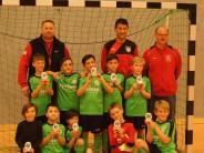 Futsal: Die Kleinen machen's spannend