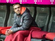 FC Bayern: Lahm macht Schluss: Die Karriere von Philipp Lahm in Bildern