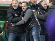 FC Augsburg: FC Augsburg erlebt einen Aufschwung - dank Manuel Baum