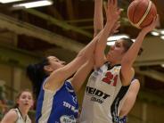 Basketball: Alle Hände voll zu tun