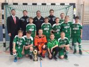 Futsal: Halali in der Halle