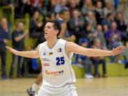 Basketball: Intakte Moral trotz vieler Nackenschläge