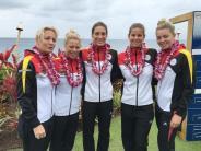 Petkovic & Co.: (Kein) Tennis auf Hawaii? Die bizarre deutsche Fed-Cup-Reise