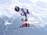 St. Moritz: Heimsieg von Feuz: Sander Abfahrts-Achter bei WM, Rebensburg schwach