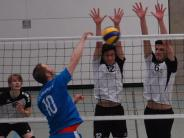 Volleyballwochenende: Weißenhorner wehren sich gegen Abstieg
