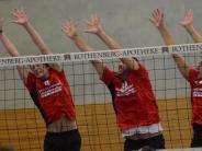 Volleyball: Friedberg beendet Durststrecke