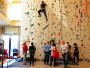 Klettern: Fünf Jahre kraxeln im Stadl
