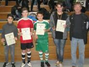 Futsal: Nur der Gastgeber vor den TSV-Buben