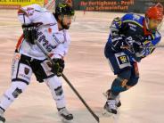 Eishockey: Und sogar das Glück spielt mit