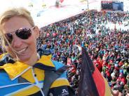 Skisport: Todtenweiserin ist bei der WM mittendrin