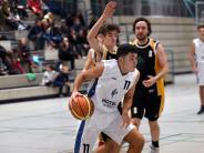 Basketball: Blutige Nase kann die Baskets nicht vom Siegen abhalten