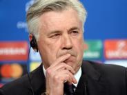 FC Bayern: Bayern-Trainer Ancelotti will gegen Arsenal kein Risiko eingehen