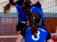 Volleyball: Überraschung im Verfolgerduell