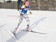Biathlon-Wettkämpfe: Führungswechsel beim Schwestern-Duell
