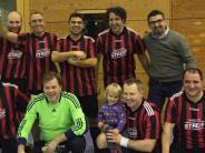 Hallenfußball: Der TSV Firnhaberau schlägt den Titelverteidiger