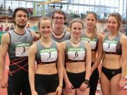 Leichtathletik: LG-Läufer haben noch Luft nach oben