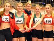 Leichtathletik: Gemeinsam geht's besser