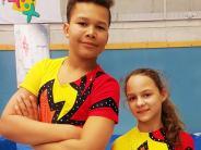 Sportakrobatik: Mit Schwung in die Wettkampfsaison