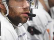 Eishockey: Adrian Grygiel freut sich auf seine Rückkehr