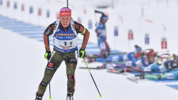Leichte Sprache: Beim Winter-Sport haben die Deutschen Erfolg