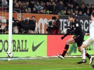 """FC Augsburg: Daniel Baier: """"Wir sind selbst schuld"""""""