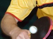 """Tischtennis: """"Zweite"""" punktet im Abstiegskampf"""