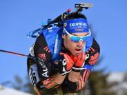 Biathlon-WM: Simon Schempp holt WM-Gold im Biathlon-Massenstart