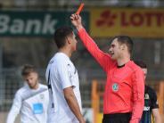 Regionalliga Südwest: Rabenschwarzer Tag für die Spatzen