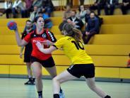 Handball: Frauen Landesliga: Gundelfingen mit eindrucksvollem Kantersieg Mittelplatz gefestigt