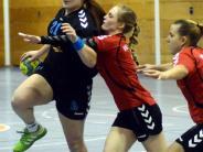 HandballLandesliga: Der Befreiungsschlag bleibt aus