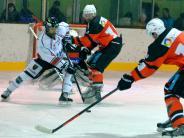 Eishockey: Die Wölfe waren bissiger