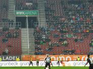 Fußball: FCA-Arena seltener ausverkauft