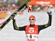 Nordische Ski-WM: Frenzel, Rydzek, Wellinger: DSV-Trio heiß auf Medaillen