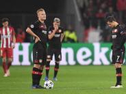 Champions League: 2:4 gegen Atlético: Leverkusen steht vor Achtelfinal-Aus