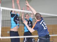 Volleyball, Bayernliga : Ungewohnte Konstellation funktioniert