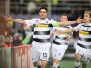 Europa League: Stindls Dreierpack hält Gladbach auf Europa-Kurs