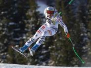 Weltcup-Finale in Reichweite: Alpin-Ass Dreßen überrascht mit Rang sechs in der Abfahrt