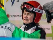 Nordische Ski-WM: Vogt staunt selbst über ihre Kaltschnäuzigkeit