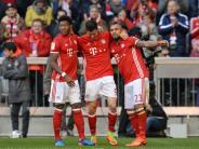 Bundesliga: Bayern gewinnt zum Ancelotti-Jubiläum 8:0 gegen den HSV